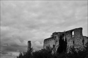 la ruine du Château Gaillard