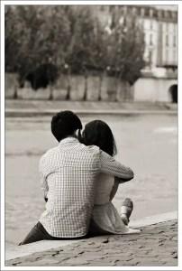 une place bien aimé par tous les amoureux ;-)