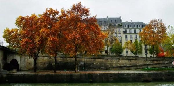 Berges de la Seine. 4ième.