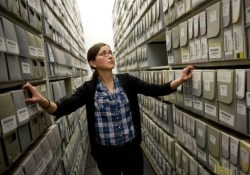 Archives, Archivist, History