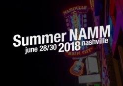 NAMM, Summer NAMM, 2018,