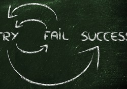 embrace failure, failure, fail, music business,