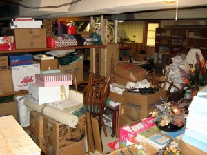 how to do basement cleanout right