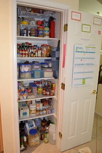 closet-pantry conversion