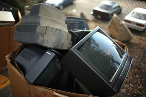 household electronics disposal