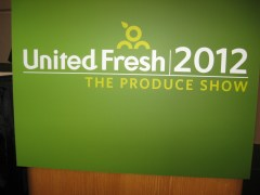 United Produce Panel's View of Trucking