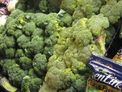 New Broccoli Variety has More Health Promoting Compound