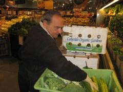 Produce Consumption Falls Despite Government Efforts