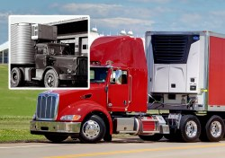 Carrier Transicold:  75 Years of Road Transport Refrigeration