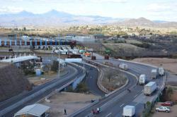 Mariposa Road Upgrades Sought in Nogales