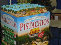 Researchers Link Pistachios to Lower Blood Pressure