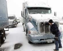 How Produce Trucking was Affected in 2017 by Weather