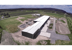 New York Packing Facility is Opened by Apple Acres