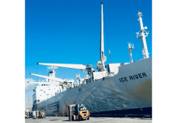 First Chilean Fruit Shipment of Season Arrives on West Coast