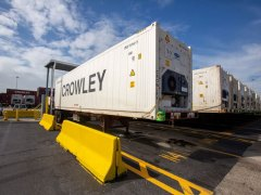 Crowley Expands Refrigerated Cargo Capabilities in South Florida