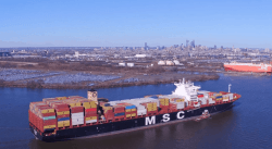 Delaware River Ports Cargo Trade Increases by 9%