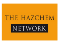 HaulTech button showing connection to The Hazchem Network