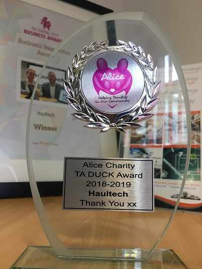 https://i2.wp.com/haultech.co.uk/wp-content/uploads/2019/04/Alice-Charity-Award-Website-Article.jpg?resize=400%2C533&ssl=1