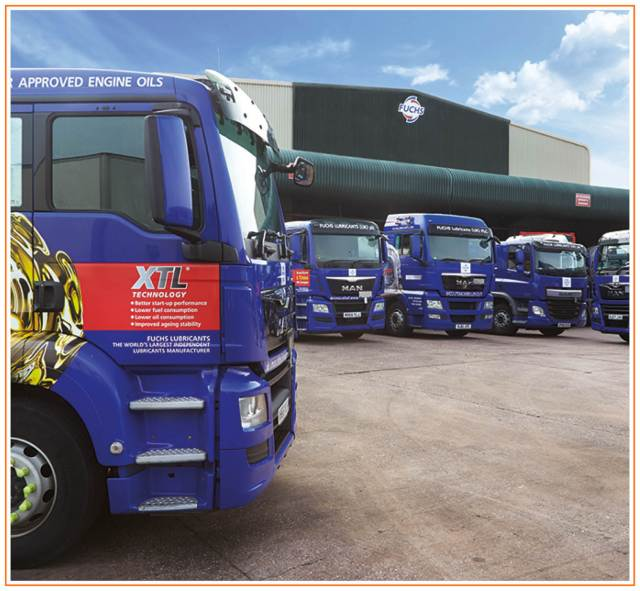Fuchs Lubricants Achieve Direct Vision Standard with HaulTech