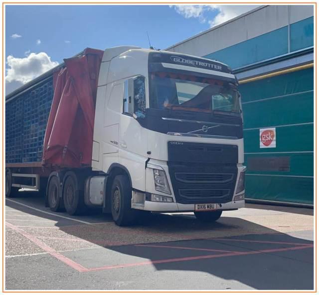 M&J Transport (Hoddesdon) Ltd Escape Fraudulent Claims with HaulTech's Vehicle CCTV Solutions