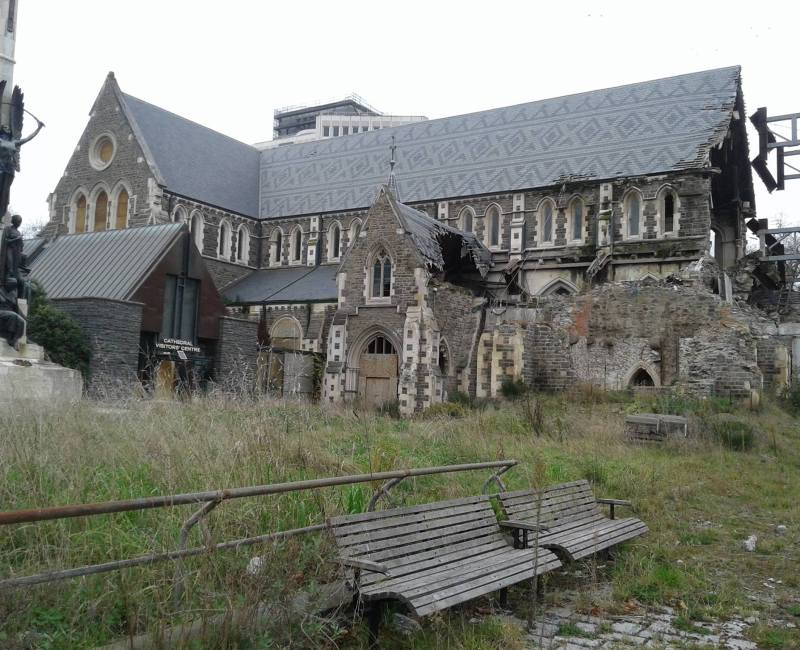 Christchurch Cathedral – June 2017