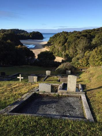 Halfmoon Bay Cemetery – Mapau Rd, Stewart Island