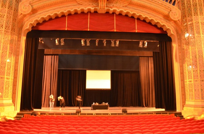 Main stage, Auckland Civic Theatre