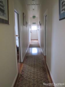 Mokena - Upstairs hallway
