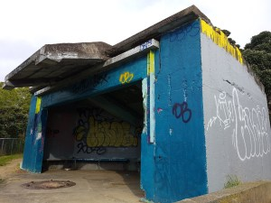 Gun Emplacements and Look-Out – Bastion Point, Auckland