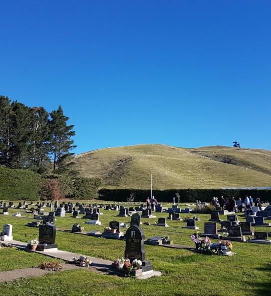Awatere Cemetery, Marlborough.