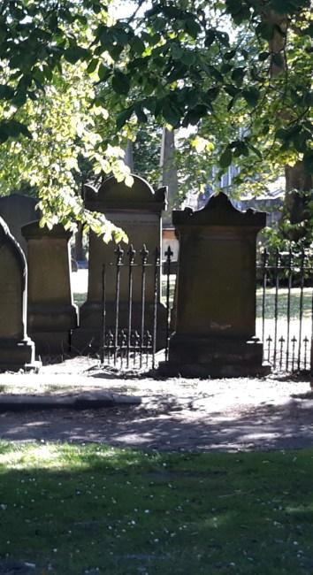 Grey Friars Kirkyard Cemetery – Edinburgh UK
