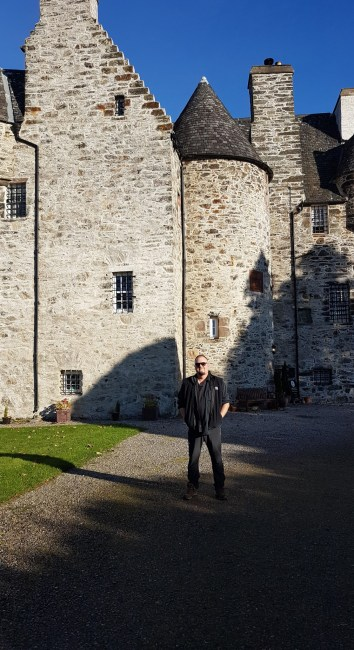 Barcaldine Castle – Oban, Scotland
