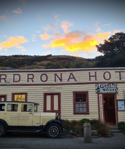 Investigation: Cardrona Hotel – South Island. {Interview with the Hotel Manager}