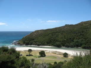 Kapowairua (Spirits Bay) campsite | by Department of Conservation