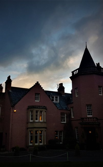 Bunchrew House – Inverness, Scotland