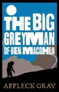 Big Grey Man of Ben MacDhui book, later edition