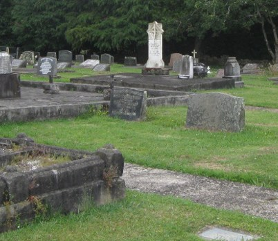Clevedon Cemetery