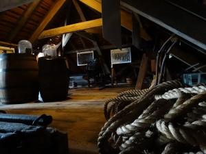 The Stone Store, attic