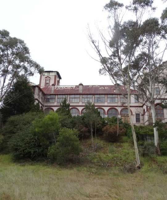 Mount St. Mary's College and Convent – Katoomba, NSW