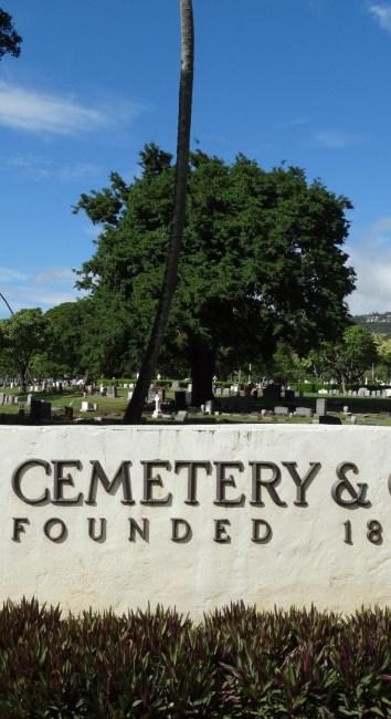 O'ahu Cemetery, Hawaii