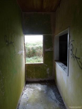 Kingseat Hospital Morgue - Narrow Room