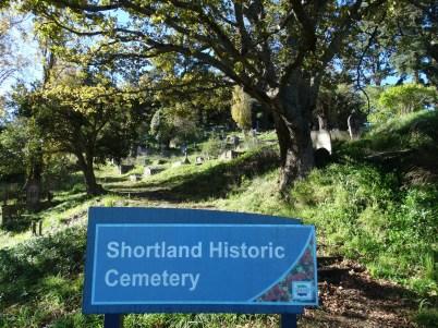 Shortland Cemetery – Thames