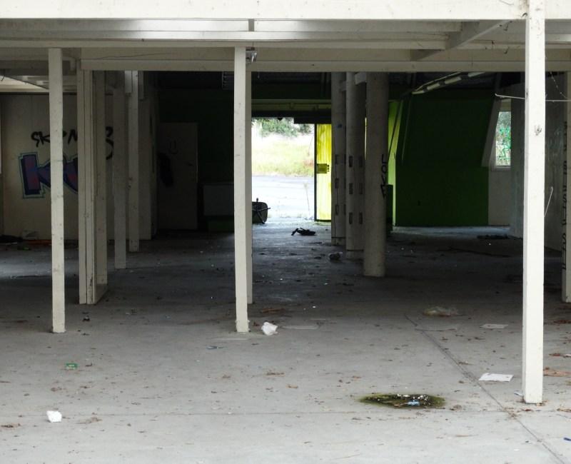 Abandoned Fruit & Veggie store – Hobsonville, Auckland
