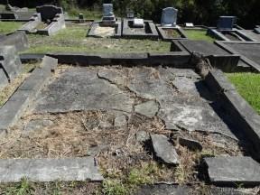 Birkenhead/Glenfield Cemetery grave