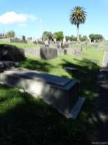 Birkenhead/Glenfield Cemetery broken graves