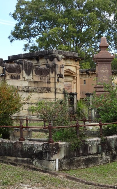Return to Rookwood Cemetery & Necropolis, Sydney