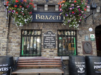 The Brazen Head Pub – Dublin, Ireland