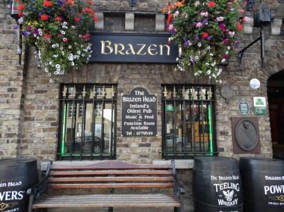 The Brazen Head Pub – Dublin, Ireland