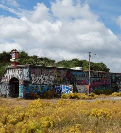 Fort Ballance – Wellington