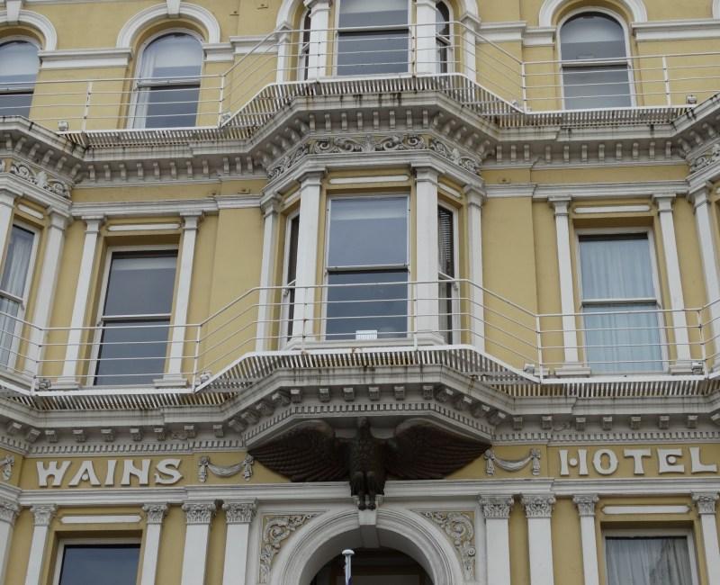 Wains Hotel – Dunedin